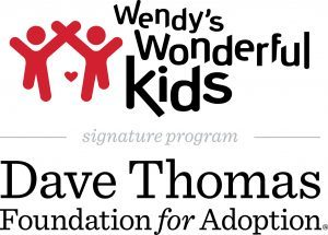 logo of Wendy's Wonderful Kids