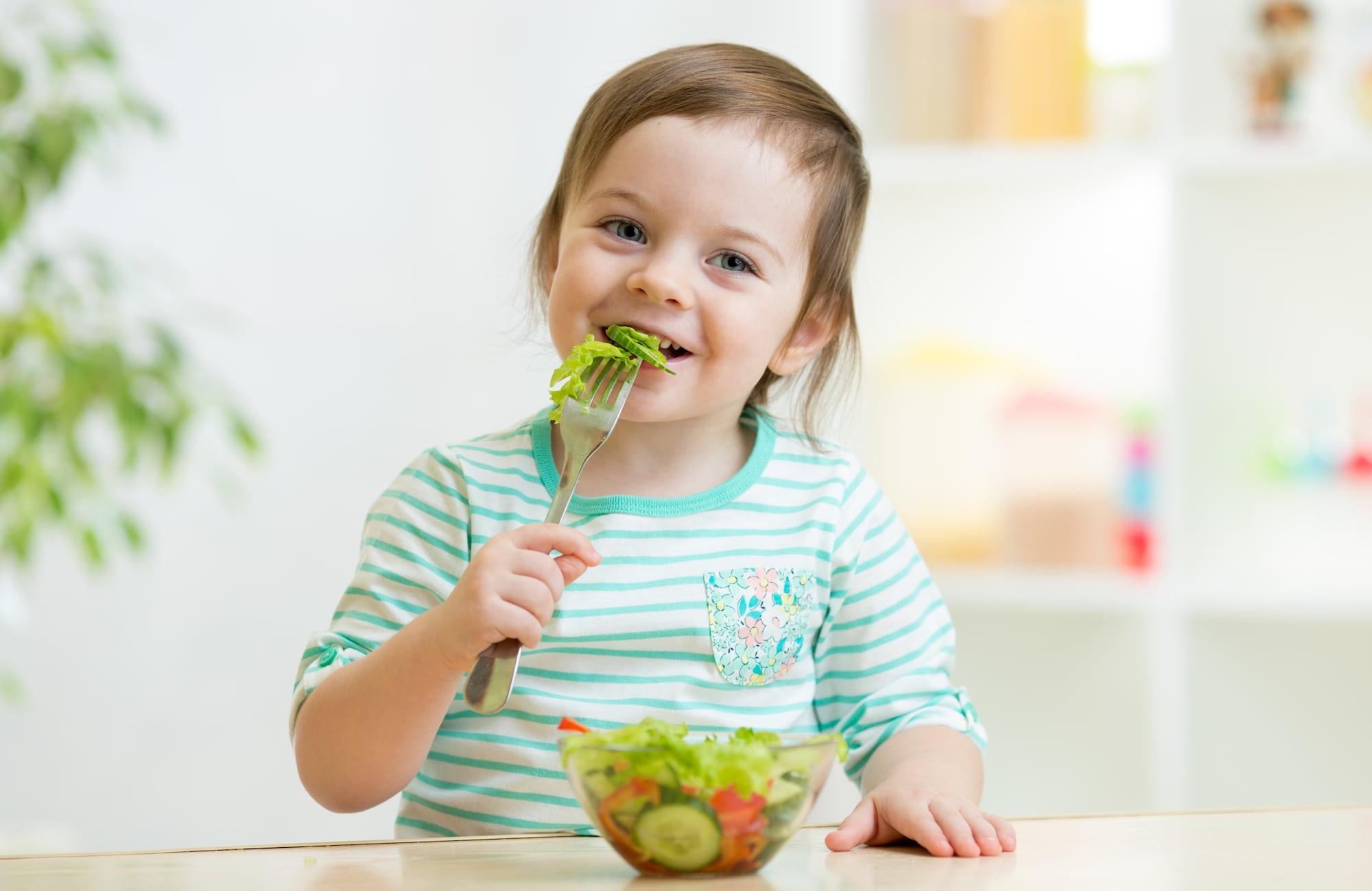 Teaching Your Preschoolers Manners
