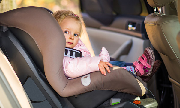 Tether Straps & Car Seat Anchors