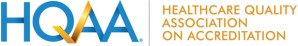 Healthcare Quality Association on Accreditation Logo