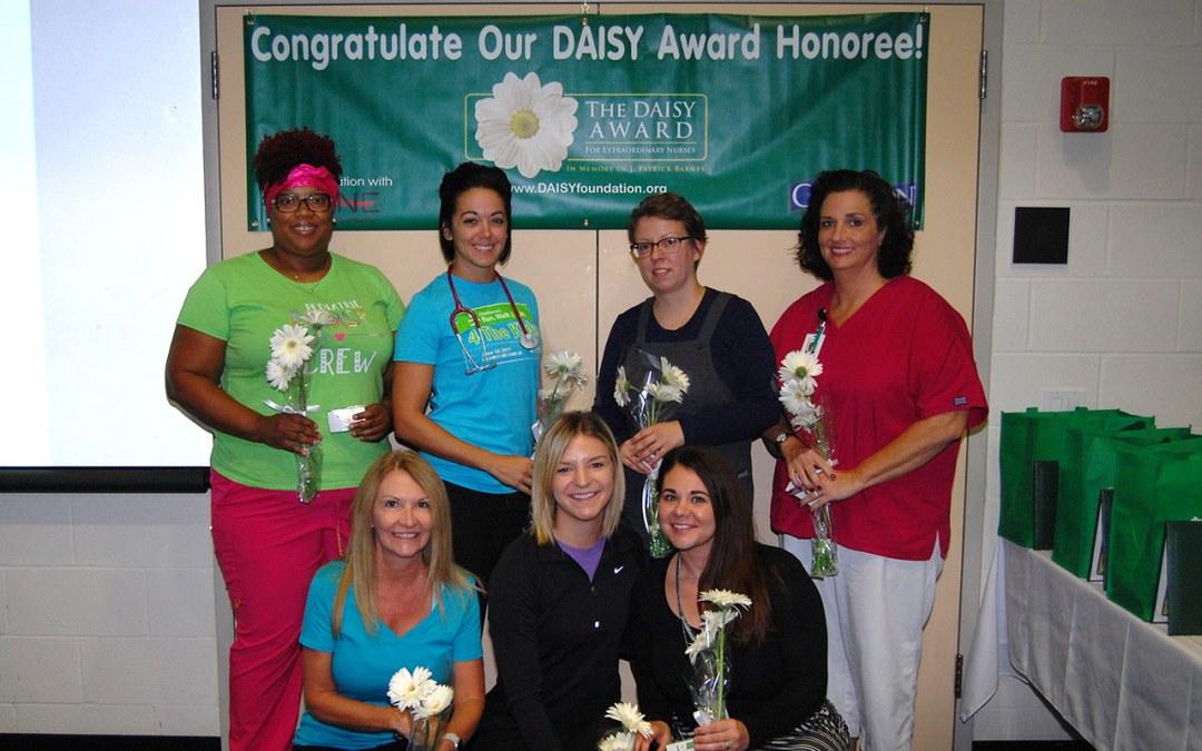 Nursing at ChildServe: 2018 DAISY Award Winners