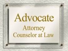 an experienced attorney