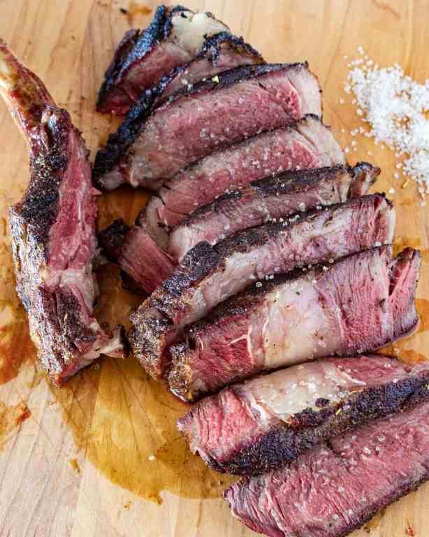 omaha steaks ribeye tomahawk steak