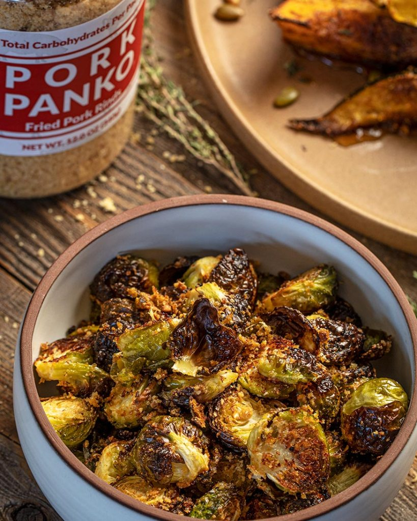 roasted brussels sprouts side dish