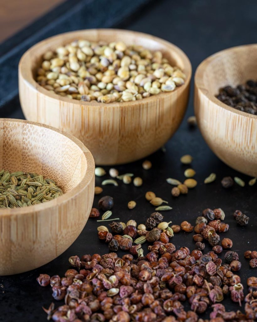 homemade pastrami spices