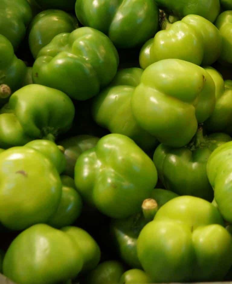 Chilli Missverständnis 4: Ich möchte grünen Paprika