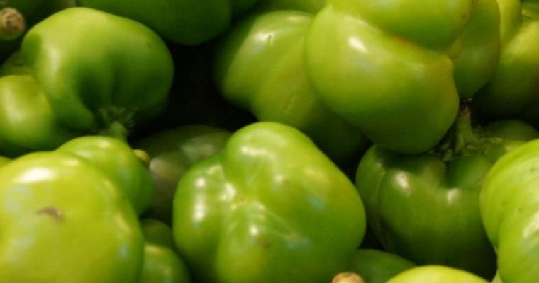 Chilli Misconceptions 4: I Want Green Paprika