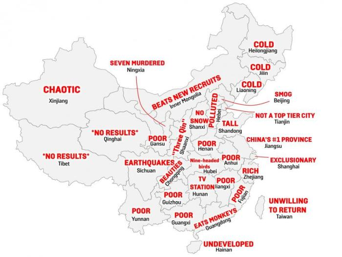 China by Stereotype...© Foreign Policy