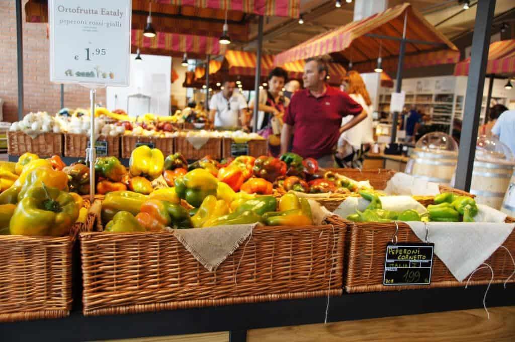 Eataly, Rome: Fresh Produce