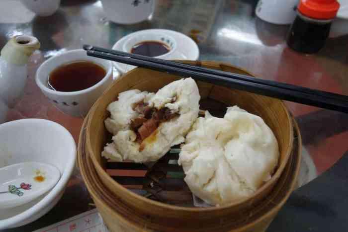 Char Siu Bao; Lin Heung, Hong Kong