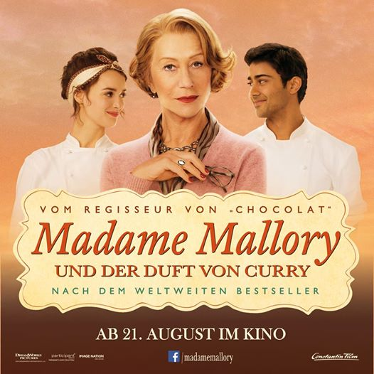 """You Make Ghosts""… in The Hundred-Foot Journey"
