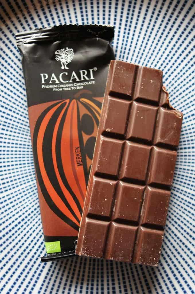 Pacari Chocolate Merkén