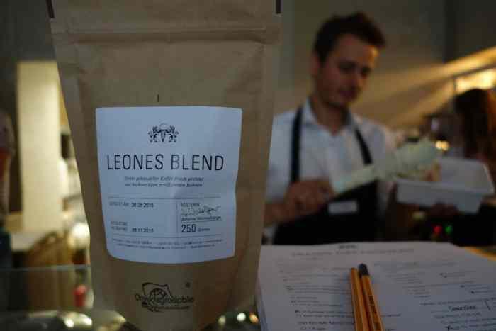 Leones (Coffee) Blend