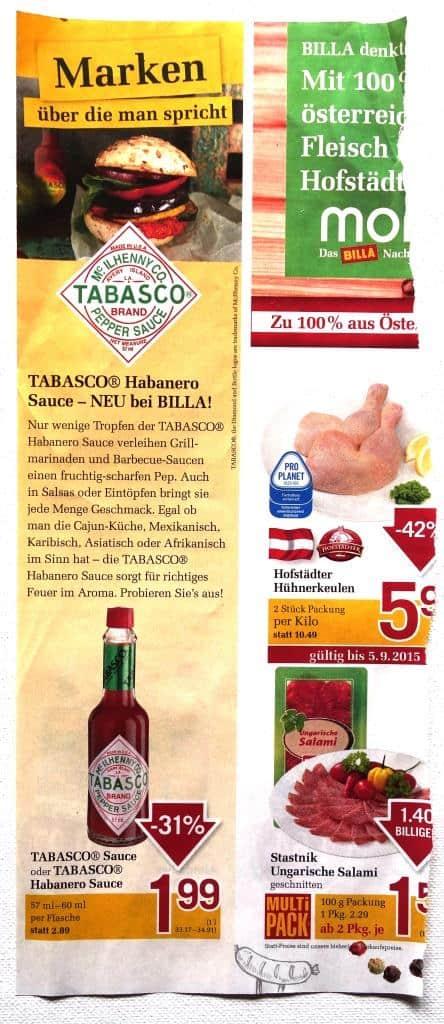 Billa-Tabasco-Habanero