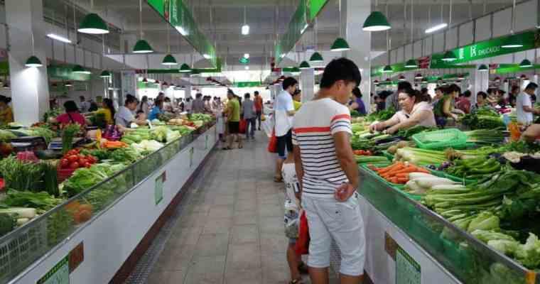 """Marktmontag: Haikou, Hainan, """"das Hawaii Chinas"""""""