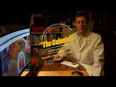 "Venchi ""I Coloniali"" Chocolates"