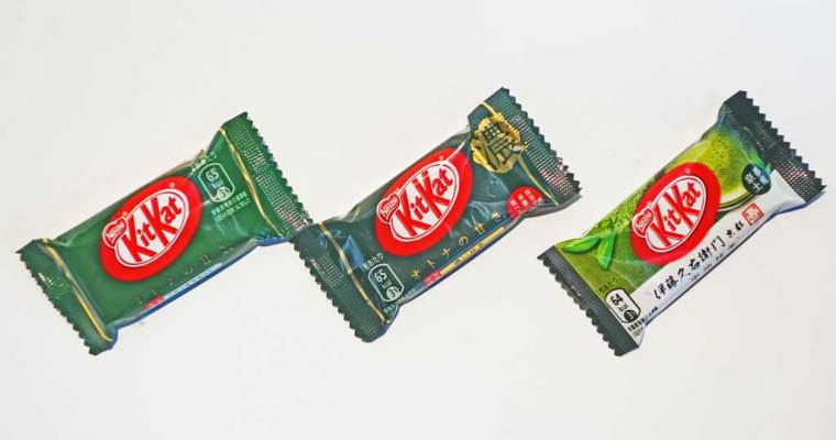 Lessons in Matcha 1: The Flavor Lesson of KitKat in Japan