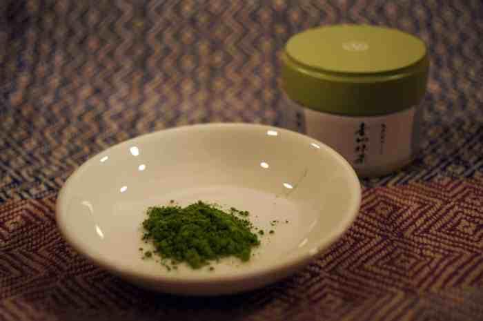 Tsubokiri Matcha
