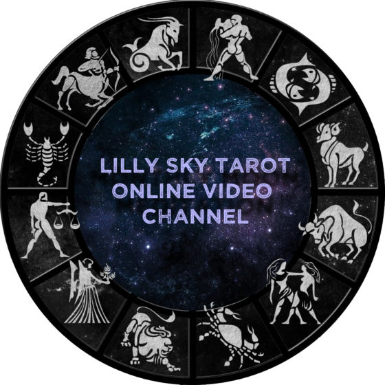 Lilly Sky Tarot YouTube Channel