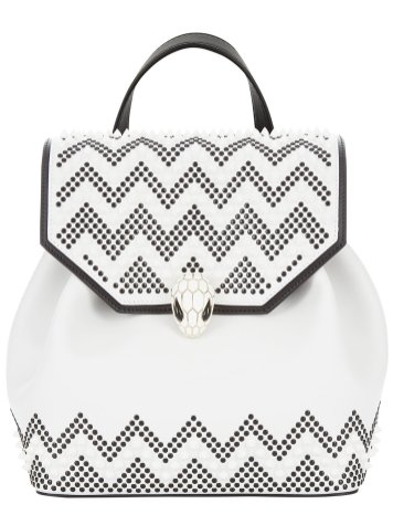 Nicholas Kirkwood Bulgari Serpenti Forever Backpack