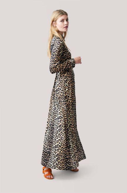 Ganni Long Dress £440