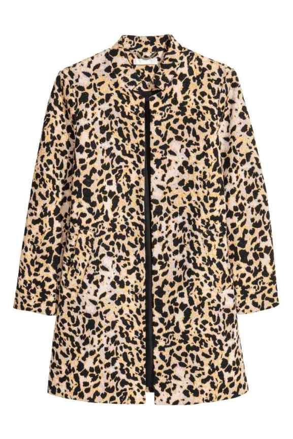 HM Short Coat £25.99