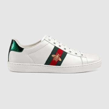 Gucci Ace Embroidered £445