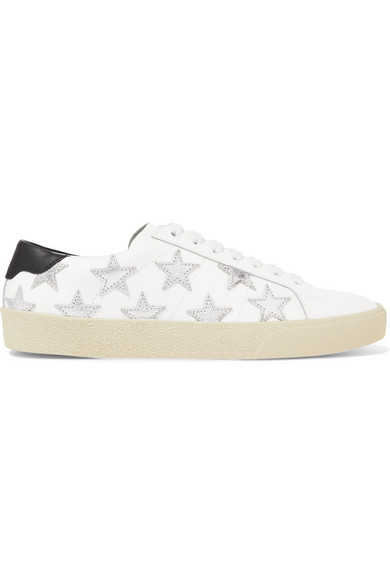 Saint Laurent Classic Court Sneaker £425