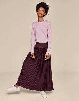 Me + Em Pleated Skirt £79