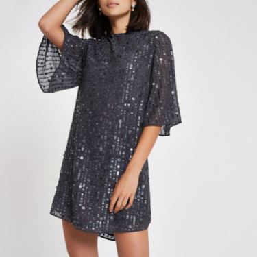 River Island Sequin Dress £65