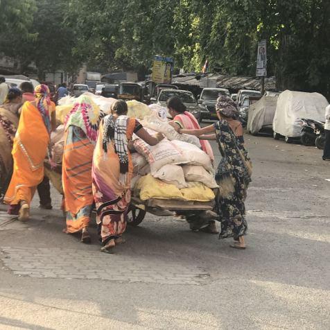 Women Working Bandra Mumbai