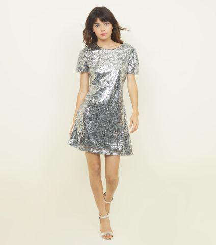 New Look Sequin Dress £35
