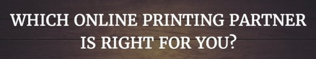 which online printing partner - chilliprinting