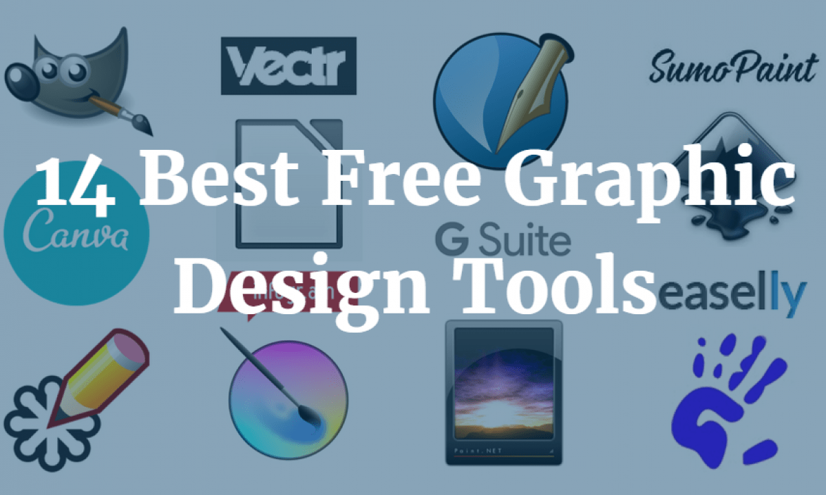free graphic design tools for creating