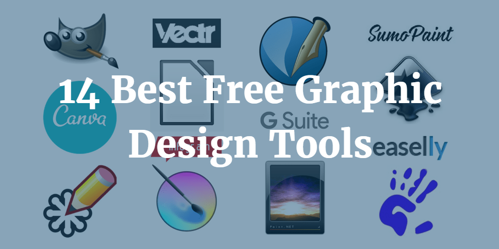 Top 14 Free Graphic Design Tools For Creating Amazing Posters & Flyers