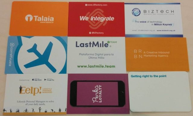 Business Cards - 10 Types of Print Marketing That Help Your Business - Chilliprinting