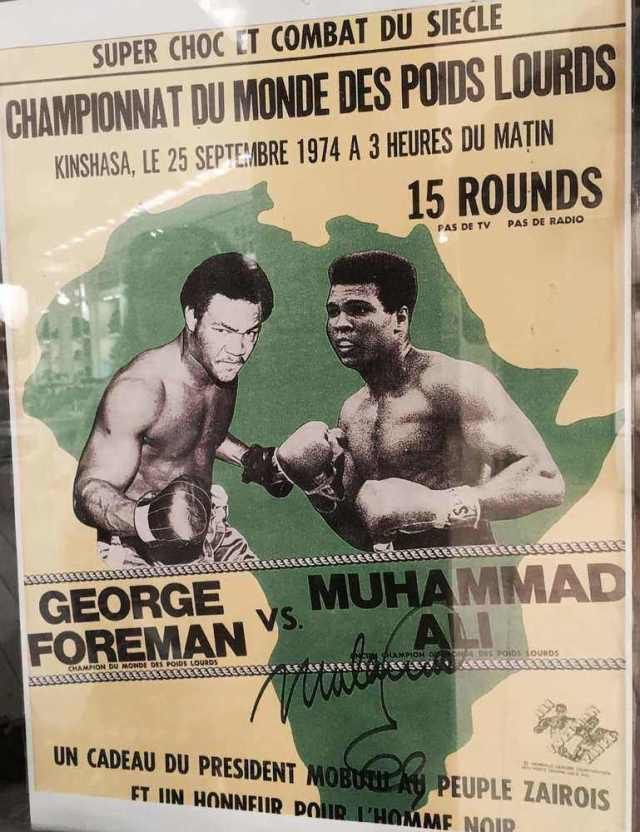 Boxing Event Posters - What Are The Different Types Of Posters