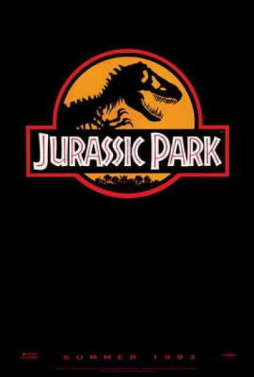 Jurassic Park - Most Successful Posters in History - Chilliprinting