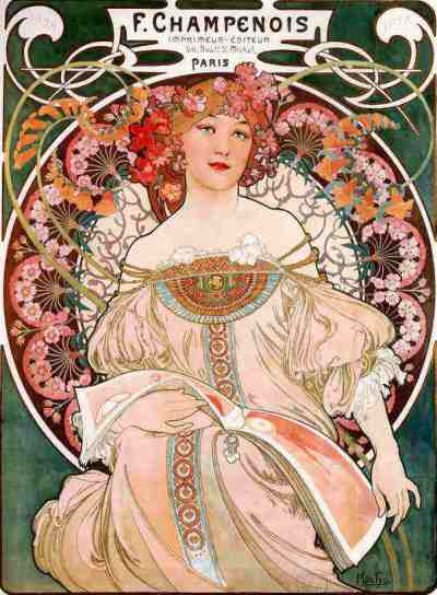 Mucha Posters - Most Successful Posters in History - Chilliprinting