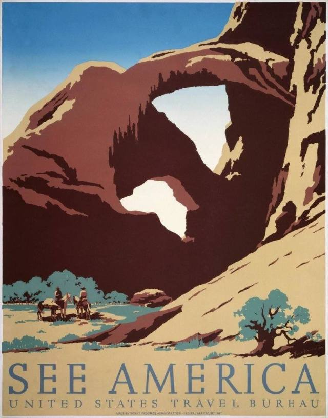 WPA Travel Posters - What Are The Different Types Of Posters