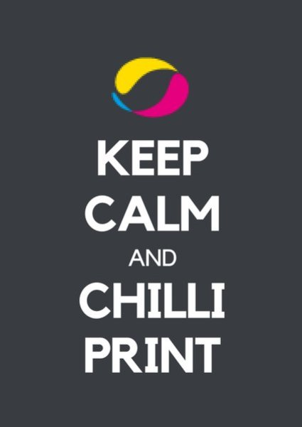 chilliprinting motivional poster - motivational posters