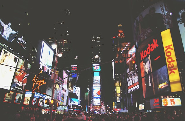 billboard - times square - image print resolution