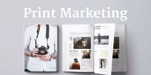 print marketing advantages - print marketing vs digital marketing - chilliprinting