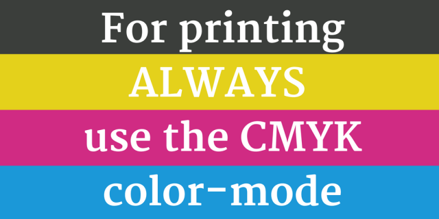 main rule for print designs - color management in offset printing - chilliprinting