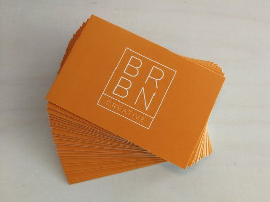 business cards - print marketing materials - chilliprinting