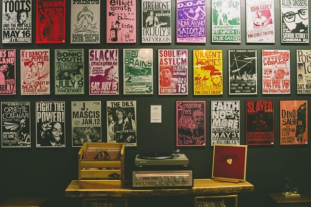 posters - print marketing materials - chilliprinting