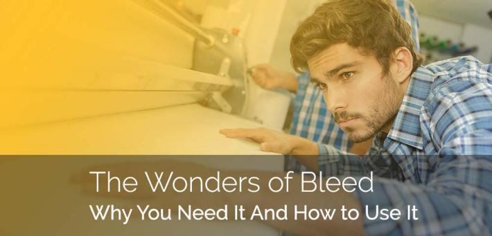 Print Bleed Explained