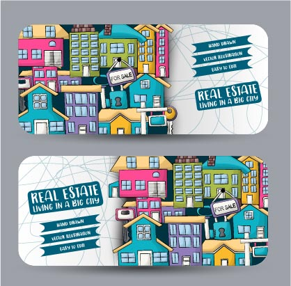 real estate postcards - 7 Must-Have Real Estate Marketing Materials - Chilliprinting