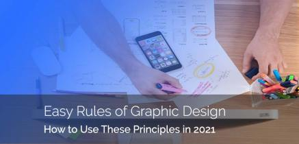 Five Easy Rules of Graphic Design