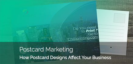 Postcard Marketing: How Postcard Designs Affect Your Business